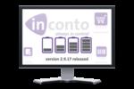 INCONTO release 2.9.17